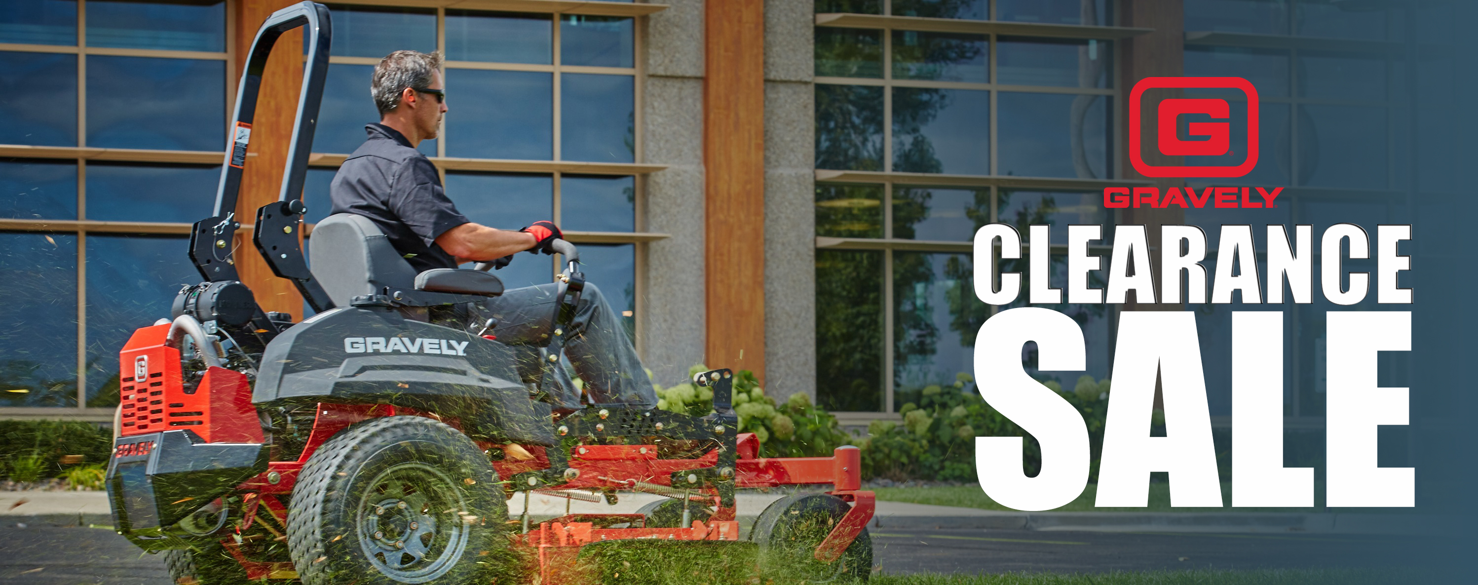 Gravely Clearance Sale