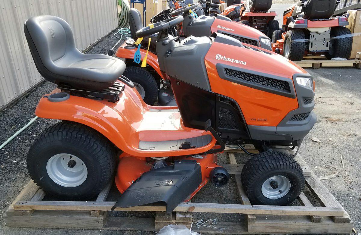 Lawn Mower Used : Scratch n dent used lawn mowers power equipment jacks